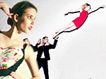 Leap of faith! Emma Roberts risks her safety for the sake of art