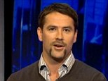Experience: Owen has appeared on Match of the Day before