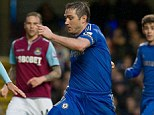 Chelsea legend: Lampard is still going strong at Stamford Bridge