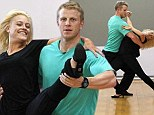A good bet: Sean Lowe and Peta Murgatroyd appeared to have chemistry at rehearsals for Dancing With The Stars