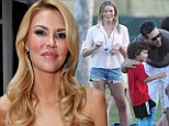 Love rivals: The feud rages on between Brandi Glanville and LeAnn Rimes