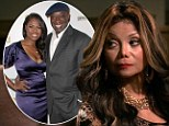 Omarosa 'to sue La Toya Jackson over claims she caused fiance Michael Clarke Duncan's death'