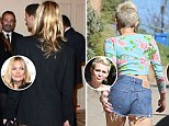 Is the bum slip the new side boob? Kate Moss, Miley Cyrus and Rihanna are all fans of the buttock flash