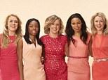 Friendship before money (left to right): Kaidi, Latoya, Joanna, Lucy and Vesna