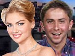 Teen who asked Kate Upton to prom left speechless as she surprises him by phone live on the Today show