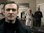 Justin Timberlake pays tribute to his grandparents in emotional Mirrors music video