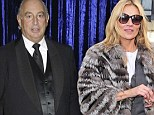 'We would never try to replace Kate': Sir Phillip Green hints at a possible return to Topshop for Kate Moss