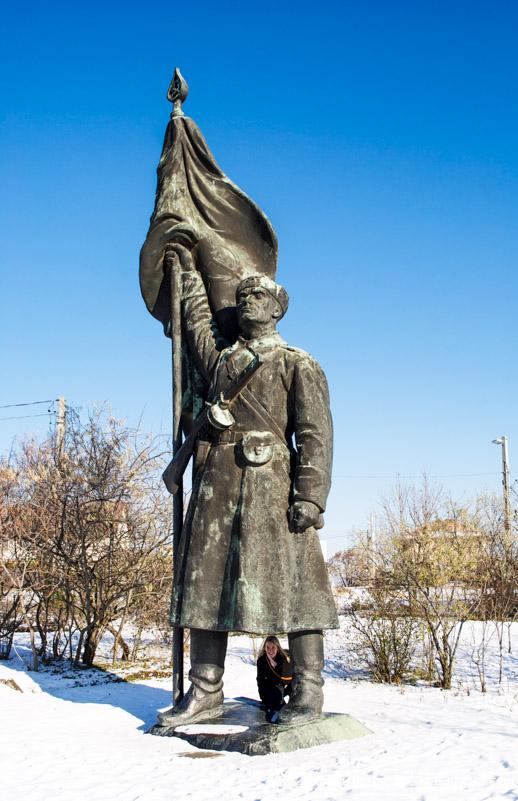 GiantStatue Memento Park, Budapest