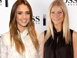 It comes as a surprise that Jessica Alba has described herself as 'much more grounded' than Gwyneth Paltrow.