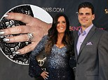 It's her turn! Millionaire Matchmaker Patti Stanger 'gets engaged' to baseball player beau David Krause