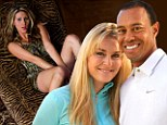 'He's probably cheating already!' Tiger Woods' former mistress Devon James pours scorn on his relationship with Lindsey Vonn