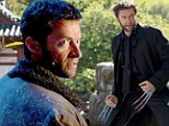 The claws are out! Hugh Jackman is fighting fit and ready for action as he takes his muscly superhero to Japan in new Wolverine film stills