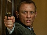 James Bond will return! Daniel Craig will be back on screens 'by 2016' bosses reveal