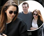 The show must go on: Brave Emilia Clarke does not let split with Seth MacFarlane put a dampener on her Broadway debut