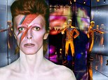 It must be the (Ziggy) stardust! Bowie exhibition becomes the V&A's fastest selling show EVER