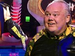 What a transformation! Louie Anderson plunges from 23ft board on Splash... six weeks after being unable to get out the pool