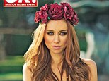 Healthy and happy: The Saturdays singer Una Healy insists she doesn't diet in an interview with OK! magazin