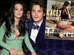 Splitsville: Katy Perry and John Mayer have broken up again