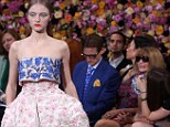 Dior accused of runway 'racism' by major casting director who says 'pointedly white' catwalk shows 'feel deliberate'
