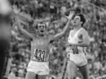 Champion: Pietro Mennea won the gold medal at the 1980 Olympics
