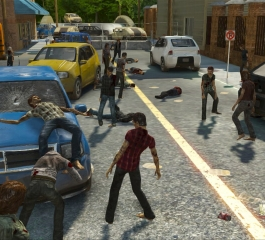 The Walking Dead: Survival Instinct isn't just a bad Walking Dead game, it's a bad zombie game