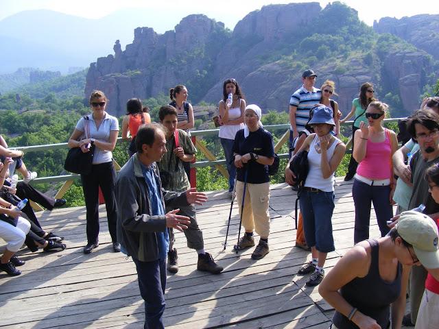 Пътуващ семинар в Западна Стара планина