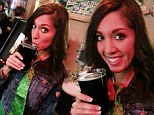 Farrah Abraham celebrates St. Patrick's Day hours before DUI arrest