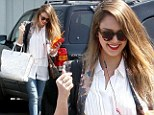 'I didn't always make the right choice': Jessica Alba on how she found her confident stride
