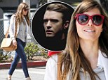 The actress looked sensational as she strutted along the street in Santa Monica on Wednesday.