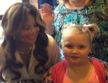 La Toya Jackson with Honey Boo Boo and her mother June