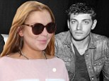 Pray that he's a good influence! Lindsay Lohan is 'dating indie musician Avi Snow'