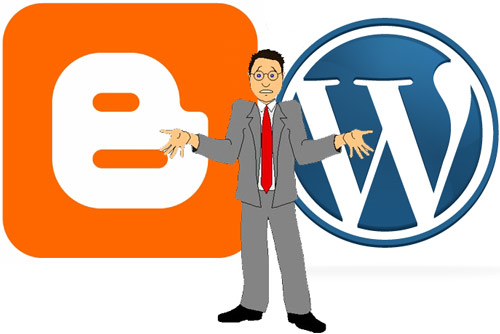 Wordpress Vs Blogger - Which One is better for you