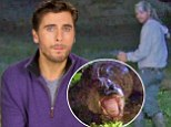 Scott Disick goes alligator hunting on Kourtney & Kim Take Miami