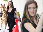 Can¿t stop shopping! Khloe Kardashian spends the afternoon buying spring attire for her newly skinny frame