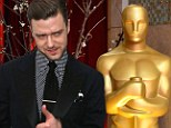 Justin Timberlake is 'in talks to host The Oscars in 2014'