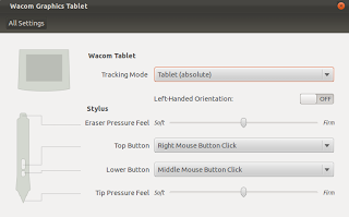 Wacom on Ubuntu 11.10