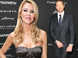 'I'm not a slut!' Real Housewives star Brandi Glanville denies she is promiscuous... despite boasting of affair with Gerard Butler