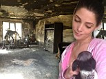 Ashley Greene 'inconsolable' after dog dies in Hollywood apartment blaze sparked by unattended candle