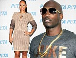 Not good: Chad Johnson received a cease and desist letter from his ex Evelyn Lozada's lawyer for comments made on Twitter
