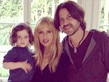 Focusing on what matters: Rachel Zoe tweets happy snap of son's birthday after her reality show viewership drops by 30 per cent