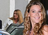 Not so Super Duper Love: Joss Stone splits from her boyfriend of two years Danny Radford... as murder plot trail continues