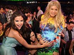 More Fergalicious than ever! The singer¿s baby bump made its colourful red carpet debut at the Kids¿ Choice Awards