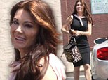 Lisa Vanderpump 3/23/2013