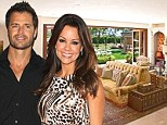 David Charvet and Brooke Burke put Malibu mansion back on the rental market for $50k per month after slashing price tag by a third