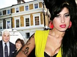 Amy Winehouse at Inspiration Awards parents house in camden