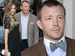 Heigh-ho! Guy Ritchie builds tunnel from his £6million house to a private car park