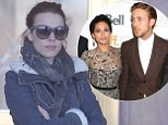 Rachel McAdams cuts a lonely figure after claims her post-split calls to Ryan Gosling have left his girlfriend Eva Mendes furious