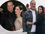 Sandra Bullock's ex Jesse James marries drag racer Alexis Dijoria after dating for just seven months