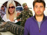'Anyone else upset?' PETA and Tori Spelling lead outrage over Scott Disick's alligator hunting on Kourtney and Kim Take Miami