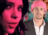 What are they trying to tell us? Rumoured lovers James Franco and Ashley Benson lipsync to Selena Gomez' Love Song
